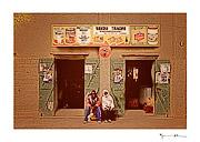 Grocer's shop, Djenné, Mali #12